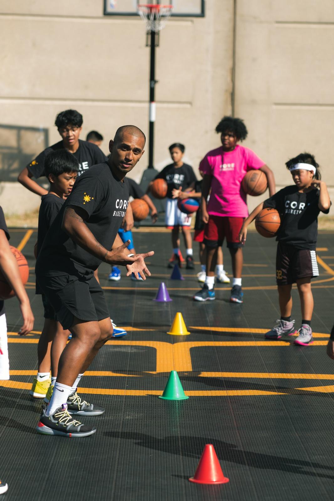 The Story of ALI NIZAM and Core Basketball