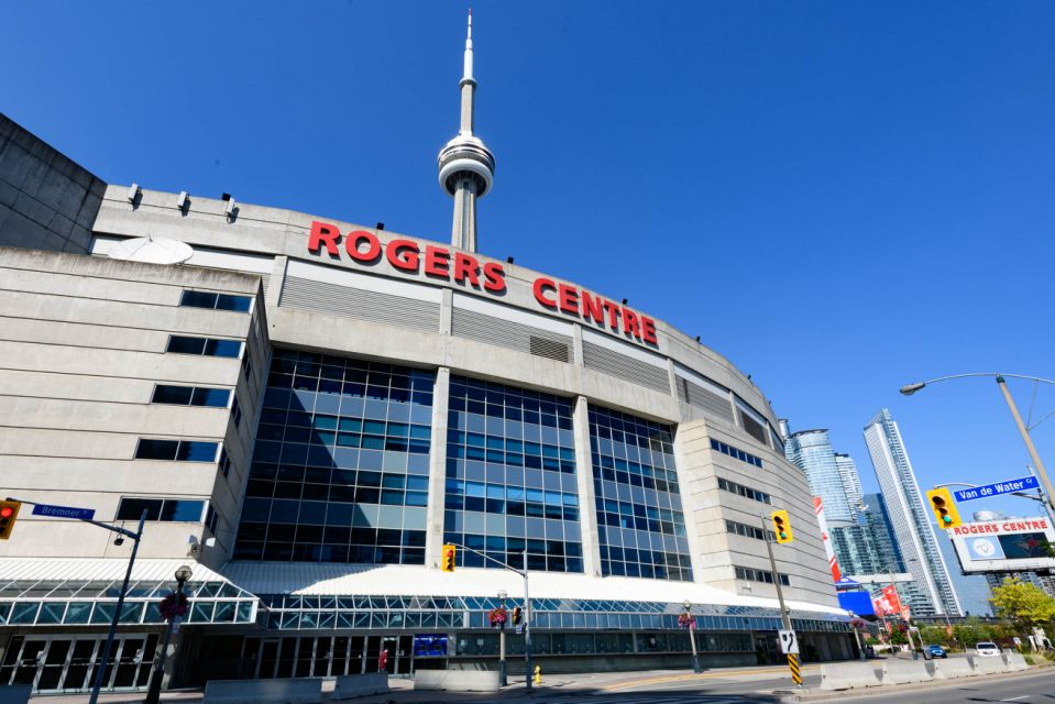 Future Plans To Demolish The Rogers Centre?