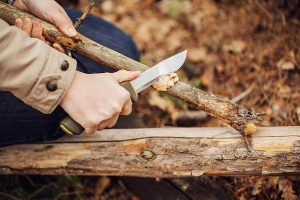 going outdoor hiking,learn more about knife for camping
