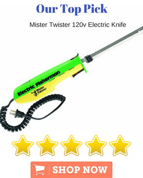 Mister Twister 120v Electric Knife
