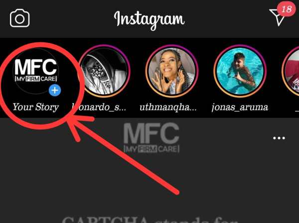 step 1 How to Add Music to Instagram Story