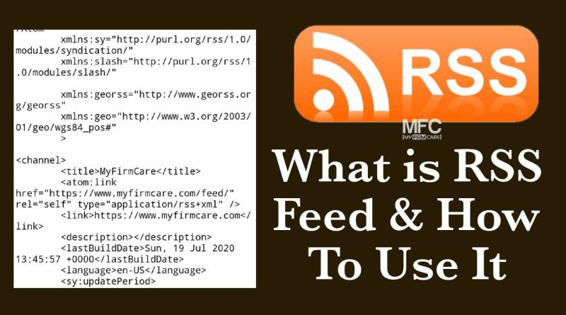 RSS feed guide