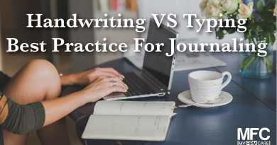 Handwriting vs Typing
