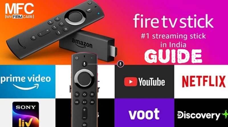 How To Use Amazon Fire TV Stick