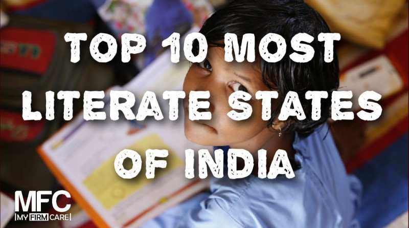 Most Literate State in India