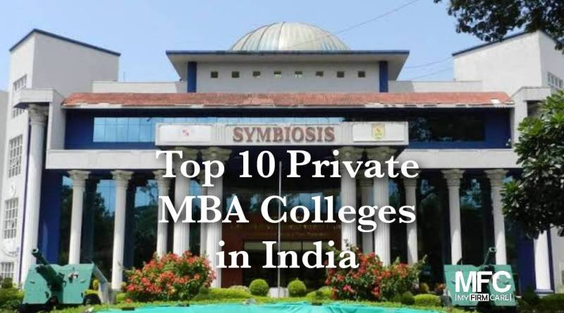 Private MBA Colleges in India
