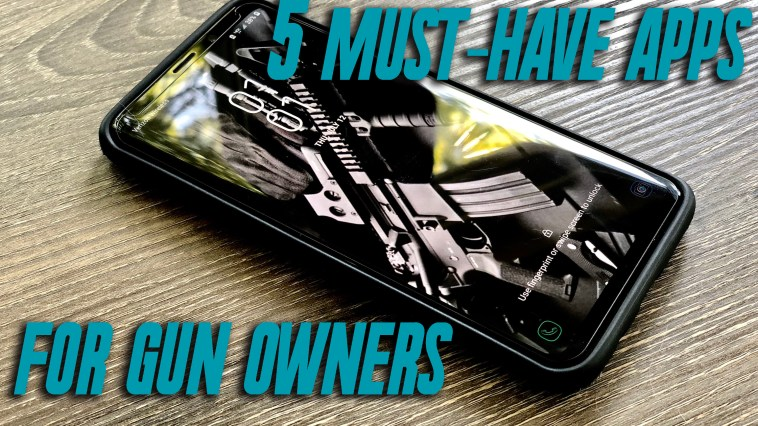 must have apps for gun owners