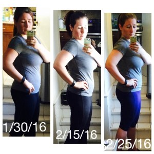 Weight loss with sauna belt