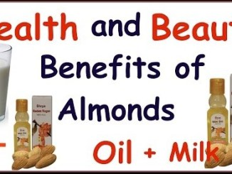 Health And Beauty Benefits Of Almond Oil