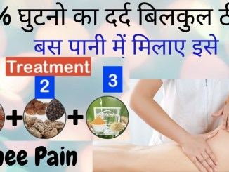 Exercise And Treatment For Arthritis And Joint Pain In Hindi