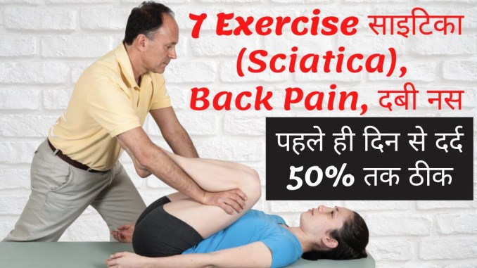 Exercise to Back Pain