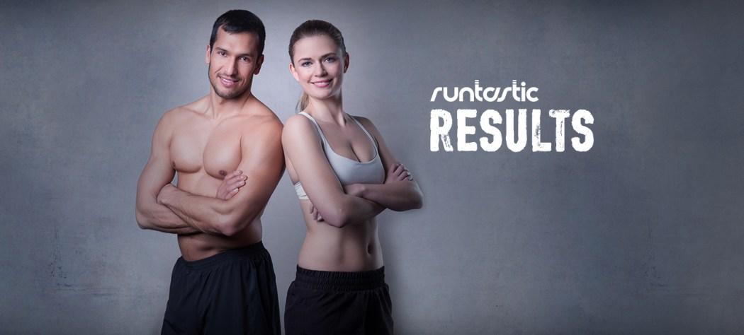 runtastic results bandeau