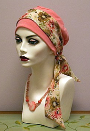 Head Covers, Turbans, Head Scarves, Cancer Chemotherapy ...