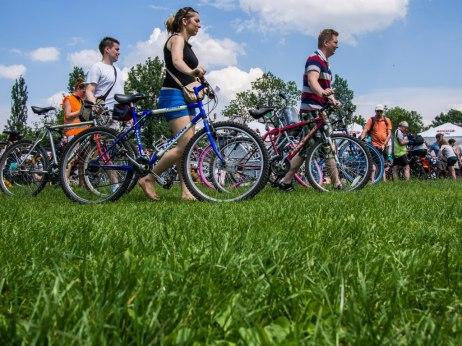 Bikes bike everywhere.