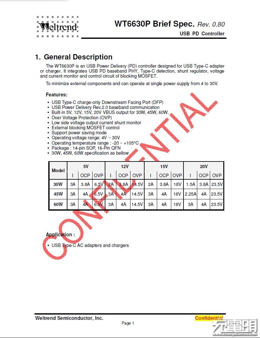 hight resolution of wt6630p