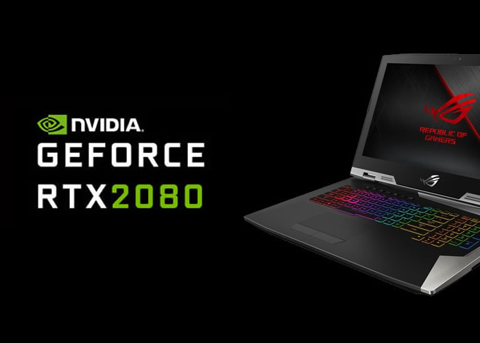 Laptops with RTX 2080 and RTX 2080 Max-Q graphics - The complete list
