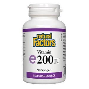 Витамин Е (токофероли микс)