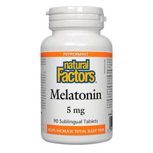 Мелатонин 5 мг x 90 таблетки