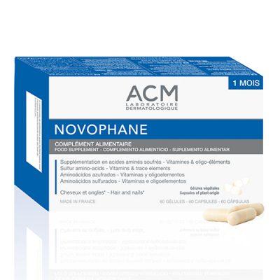 ACM Novophane/ Новофан капсули против косопад х 60