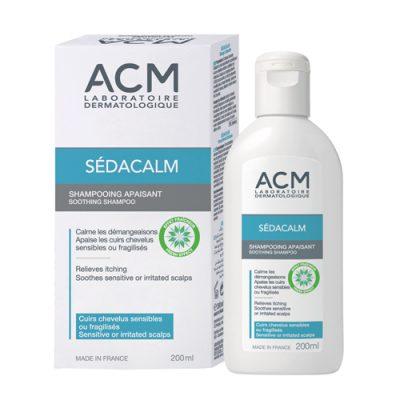 ACM Sеdacalm / Седакалм, Успокояващ шампоан при чувствителен и сърбящ скалп - 200 мл