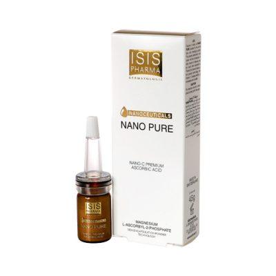 Нано Пюр, Пудра с мощен подмладяващ ефект - 4.5 гр.