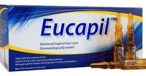 EUCAPIL/ ЕУКАПИЛ, Ампули за лечение на косопад и оплешивяване (2 мл х 30 бр) - 1 оп.