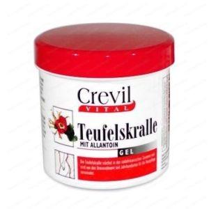 Crevil Vital, Гел с дяволски нокът, 250 мл
