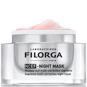 FILORGA NCEF-Night Mask, Нощна Анти-ейдж маска, 50 мл