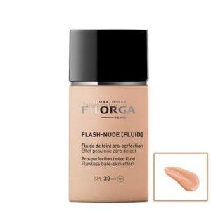 FILORGA Flash-Nude Fluid, Тониран флуид перфектьор SPF30 - цвят 1.5 Nude Medium, 30 мл.