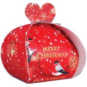 """Коледен сапун """"Merry Christmas"""" - 3 x 20 гр."""