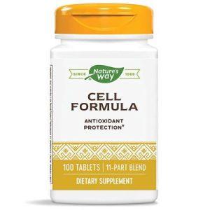 CELL FORMULA, Антиоксидантна формула х 100 таблетки