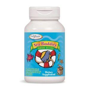 Sea Buddies™ Мореплаватели Имунна защита за деца х 60 дъвчащи таблетки