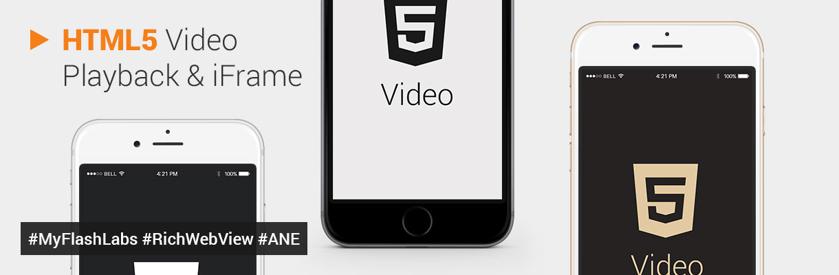 Rich Webview ANE (Android+iOS)