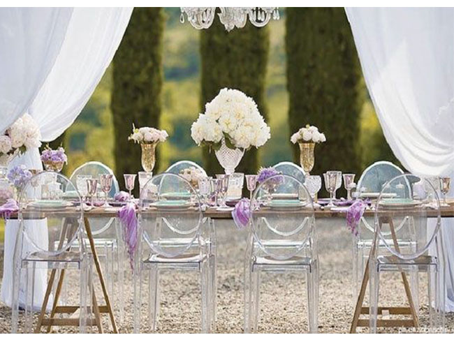 ghost chair rental pottery barn kids table and chairs rentals my florida party