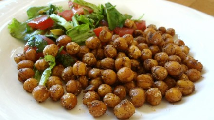 chickpea snack recipe