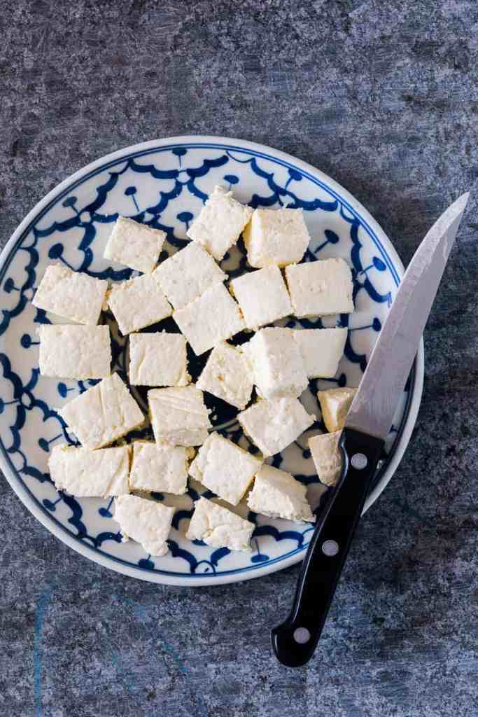 How To Make Homemade Paneer (Cottage Cheese) In 15 Minutes