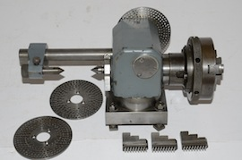 How To Use A Dividing Head On A Milling Machine