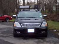 roof rack - Ford Taurus Forum
