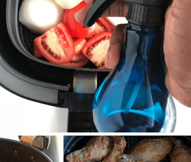 Air Fryer Tips And Tricks To Get The Best Air Fried Foods Every Air