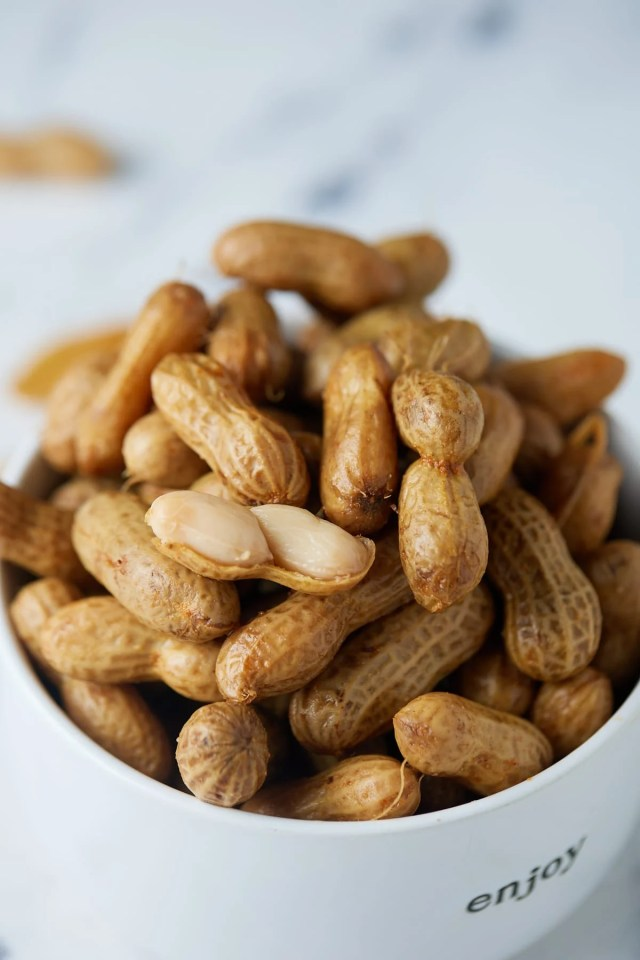 Southern Boiled Peanuts (25 Different Flavors)
