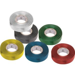 Vinyl Electrical Tape - 3/4 x 20yd