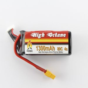 Bosh 4s 1300mah lipo battery