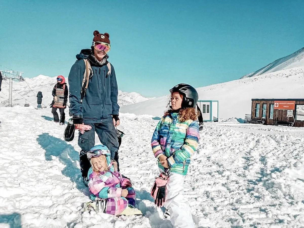 Gudauri info on the best ski school