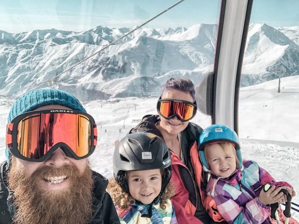 Guduari ski passes and other info