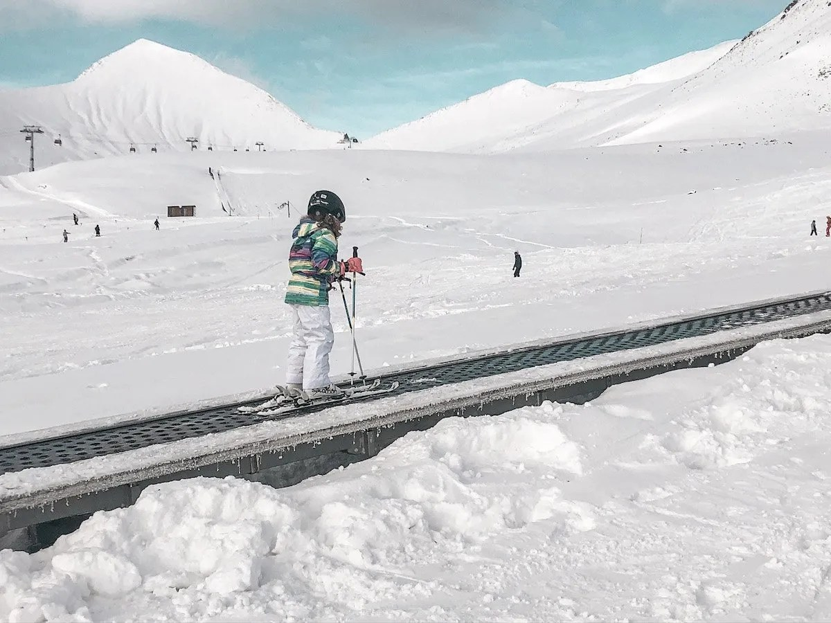 Gudauri skiing info - the slopes and the snow!