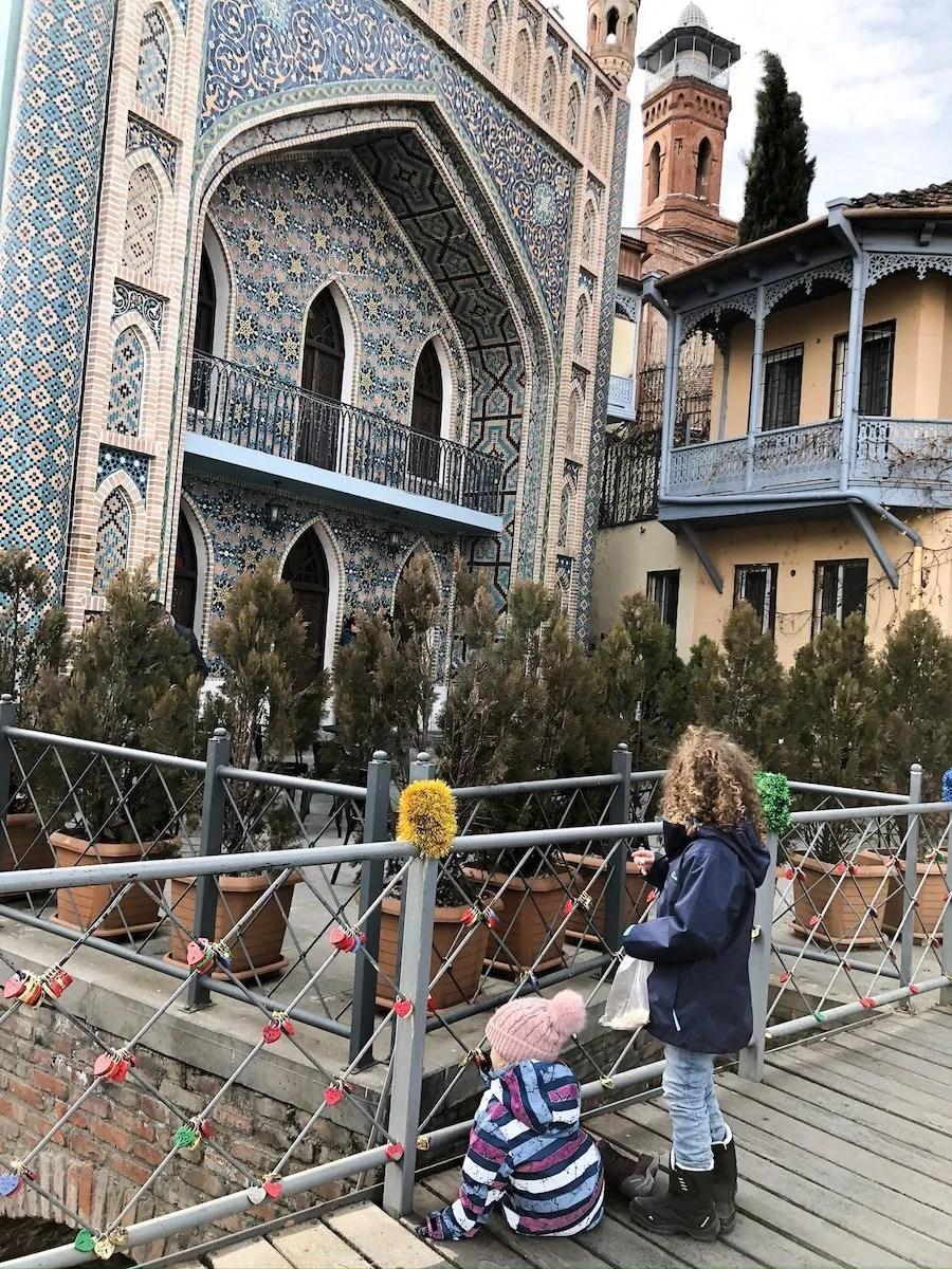 3 days in Tbilisi - the baths