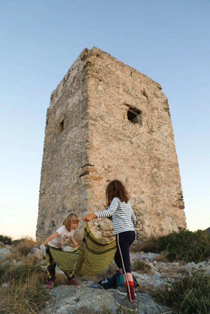 Laconia castle