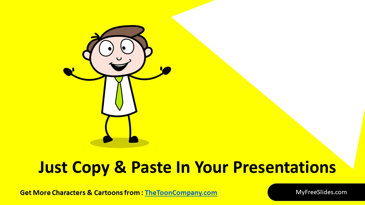 Free Cartoons For Presentations Myfreeslides