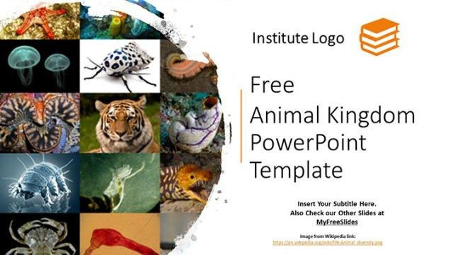 free-animal-kingdom-google-slides-themes