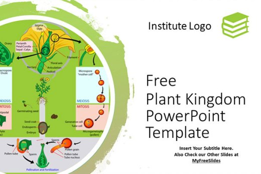 free-plant-kingdom-google-slides-theme